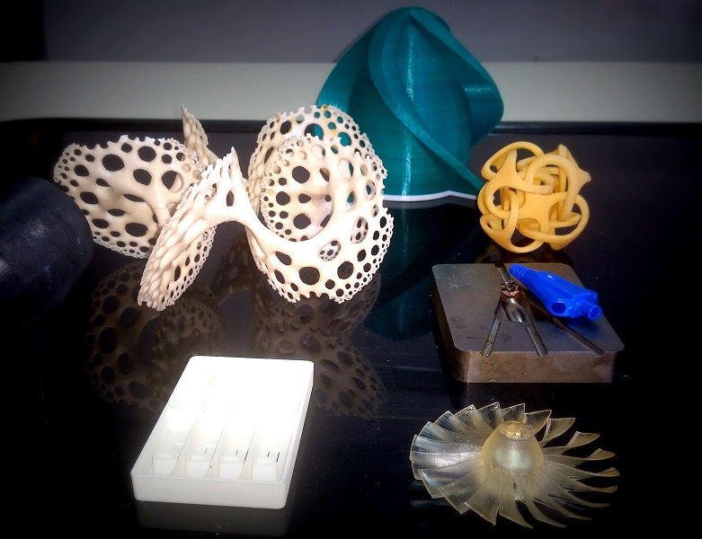 Prototype design and 3D printing