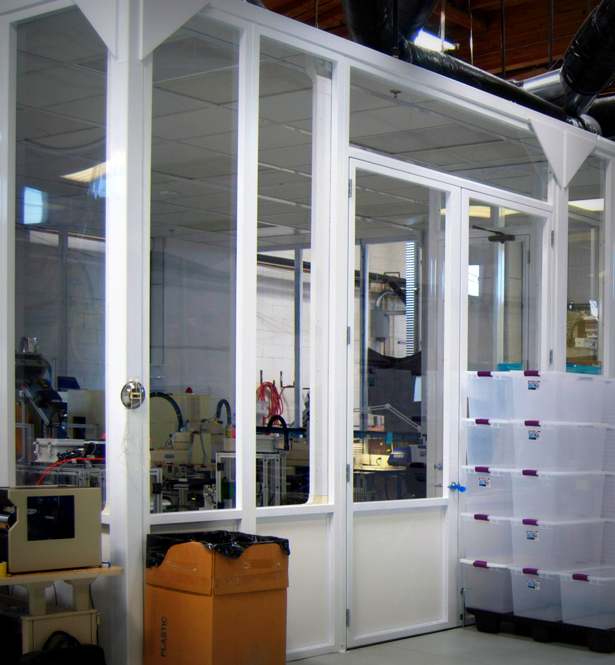 Class 10,000 cleanroom