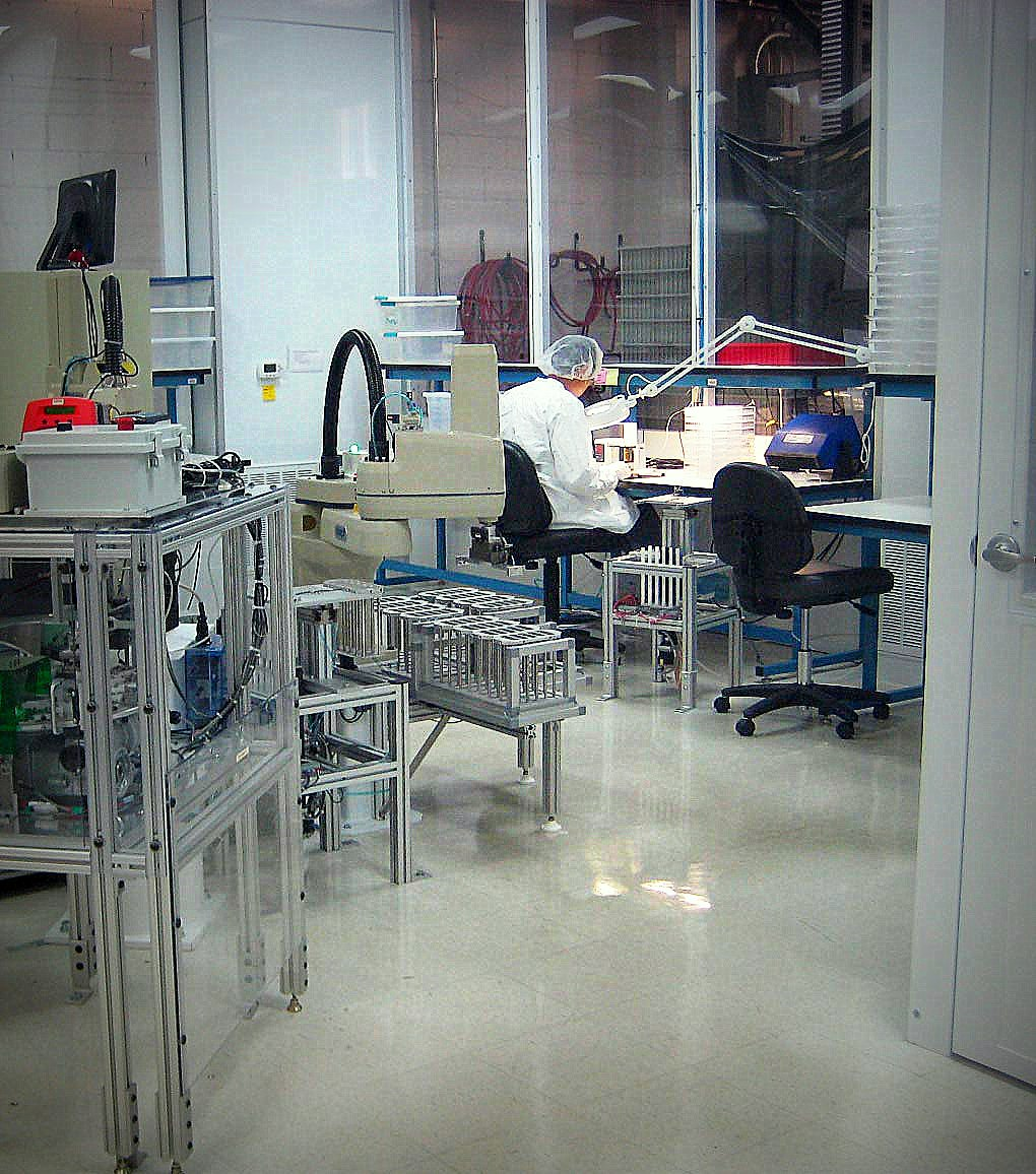 Our Facilities are meticulously planned and constantly evaluated