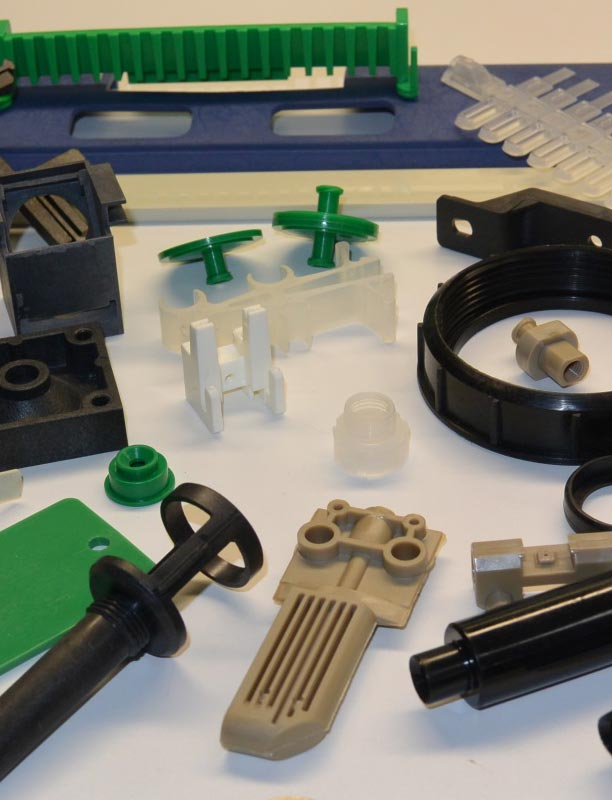 injection molding bay area